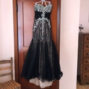 Karishma Creations Prom Dress